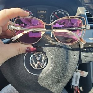Michael Kors Other - Michael Kors rose gold sunglasses